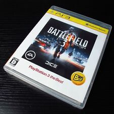 Battlefield: Bad Company 3 PS3 PlayStation 3 JAPAN Import with Manual Book #0103