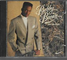 CD ALBUM 9 TITRES--BOBBY BROWN--DON'T BE CRUEL--1988
