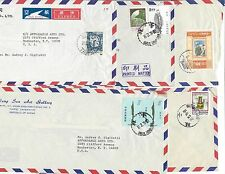 CHINA, TAIWAN - FIVE DIFFERENT COVERS