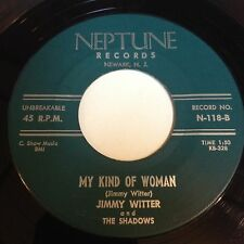 Jimmy Witter: My Kind Of Woman / What Are Little Girls Made of 45 - Rockabilly