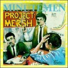 Minutemen - Project Mersh [New Vinyl]