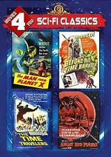 Movies 4 You - Sci Fi Classics The Man from Planet X / Beyond the Time Barrier