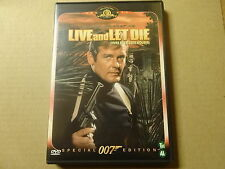 DVD / JAMES BOND 007 -  LIVE AND LET DIE / VIVRE ET LAISSER MOURRIR