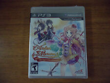 Atelier Meruru: The Apprentice of Arland PS3   NEW