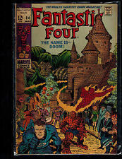 Fantastic Four #84 (Marvel) 1st Print Dr. Doom by Stan Lee/Jack Kirby - Movie