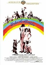 Under The Rainbow - UK Region 2 Compatible DVD Chevy Chase, Carrie Fisher, NEW