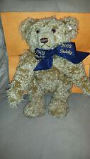 STEIFF  MOHAIR TEDDY BEAR 100th ANNIVERSARY CENTENARY 1902-2002 GERMANY