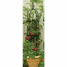 Luster Leaf Tomato Tower Obelisk 5-feet tall Garden Home Patio