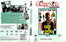 Carry On Spying-1964-Kenneth Williams- Movie- DVD