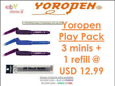 YOROPEN PLAY PACK (Cheapest on ebay,Free to US)