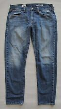 GAP 1969 Original Fit Jeans 30 10 Worn Selvage Medium Cotton Denim boyfriend 29""