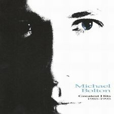 MICHAEL BOLTON : GREATEST HITS: 1985-1995 (CD) sealed