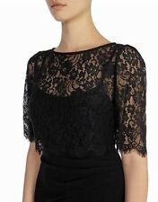 Gorgeous *Coast* (Size Uk 8) Terri-Anne Lace Dress , Black  BNWT