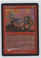 2000 Magic: The Gathering - Invasion Booster Pack Base Foil 165 Searing Rays 1i3
