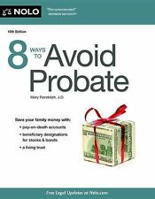 8 Ways to Avoid Probate-ExLibrary
