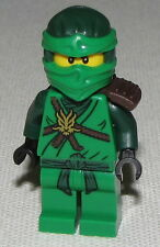 Lego New Lloyd Ninjago Green Ninja Minifigure From Set 70596