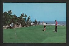 Sports Golf postcard Hilton Head Island, South Carolina SC Sea Pines Plantation