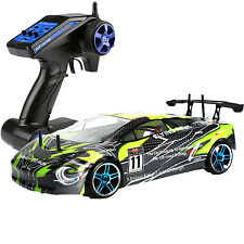 High Speed Rc Drift Car 4wd 1:10 Electric Flying Fish Drifting on-road 94123 HSP
