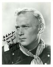 Western Star HARRY CAREY, JR. Signed Photo