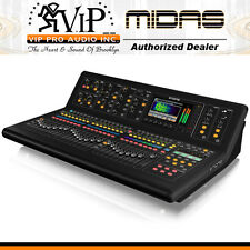 Midas M32 Digital Console for Live and Studio w/ 40 Input Channels 32 Mic inputs