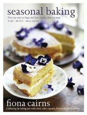 Seasonal Baking - Fiona Cairns -Classic Cakes, Cupcake, Buscuits and Treats -New