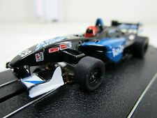 AFX HO Mega G+ MG+ F1 Race Slot Car Formula One Racing AmJet #29 Black/Blue