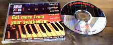 GET MORE FROM YOUR SYNTHESIZER RARE PROMO ONLY UK DEMO ANALOGUE SOUNDS CD 1994