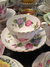 RADFORDS Bone China Teacup and Saucer Made in England