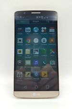 LG G3 LS990 32GB *Sprint Only* Android Smartphone Cellphone GOLD *GREAT*