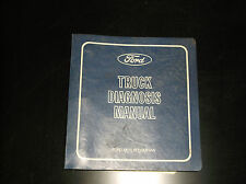 FORD OEM SERVICE MANUAL 1975 FORD TRUCK DIAGNOSIS ALL MODELS ALL SERIES