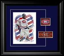 CARY PRICE MONTREAL CANADIENS NHL HOCKEY MATTED PICTURE CP1