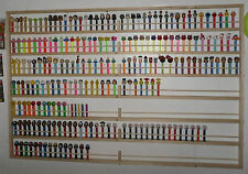Pez, MONSTER! display Shelf / Rack   HOLDS 400 PEZ!