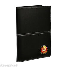 ARSENAL FC EXECUTIVE GOLF SCORECARD HOLDER.