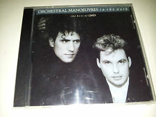 cd orchestral manoeuvres in the dark the best of