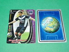 FOOTBALL CARD WIZARDS 2001-2002 BRUNO BASTO GIRONDINS BORDEAUX PANINI