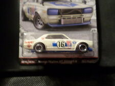 HW HOT WHEELS 2016 HW JAPAN HISTORICS NISSAN SKYLINE HT 2000 GTX  HOTWHEELS VHTF