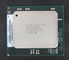Intel Xeon E7-2870 Deca-Core 2.40GHz 30MB SLC3U 6.40 GT/s QPI CPU Processor