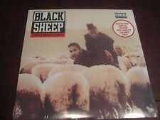 BLACK SHEEP A WOLF IN SHEEP'S CLOTHING  COLORED VINYL EDITION RARE LP PRESSING