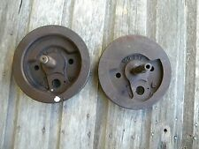 HARLEY BIG TWIN FLATHEAD UL ULH 74 80 ENGINE FLYWHEELS SIDE VALVE KNUCKLEHEAD