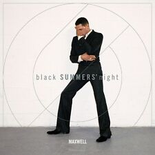 blackSUMMERS'night by Maxwell (R&B) (CD, Jul-2016, Columbia (USA)) NEW