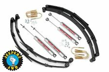 Jeep YJ Wrangler 2.5 inch N2.0 Suspension Lift Kit, 615.20, *SAME DAY SHIPPING*