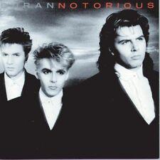Notorious - Duran Duran (1993, CD NUEVO)