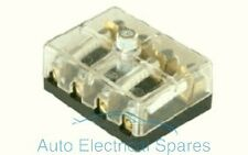 CLASSIC / KIT CAR 6v / 12v volt continental fuse box 4 way with screw terminals