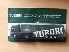 modelo camión cerveza Transporte de Mercedes Benz Actros Tuborg Pilsener MK 3