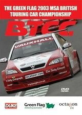 BTCC British Touring Car Championship - Official Review 2003 (New DVD)