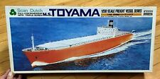SCAN DUTCH MS FULL CONTAINER SHIP TOYAMA 1/550 MODEL KIT ARII JAPAN SHIP