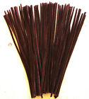 New Pipe Cleaners BROWN Chenille Craft 30cm x 6mm Pack Of 50