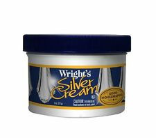 Wright's Silver Cream Polish 8 oz Jar