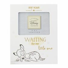 "Disney Bambi ""My Scan"" baby Photo Frame 4x3"" NEW Gift Idea  26408"