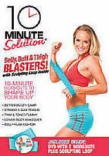 The 10 Minute Solution - Belly, Butt And Thigh Blasters (DVD)